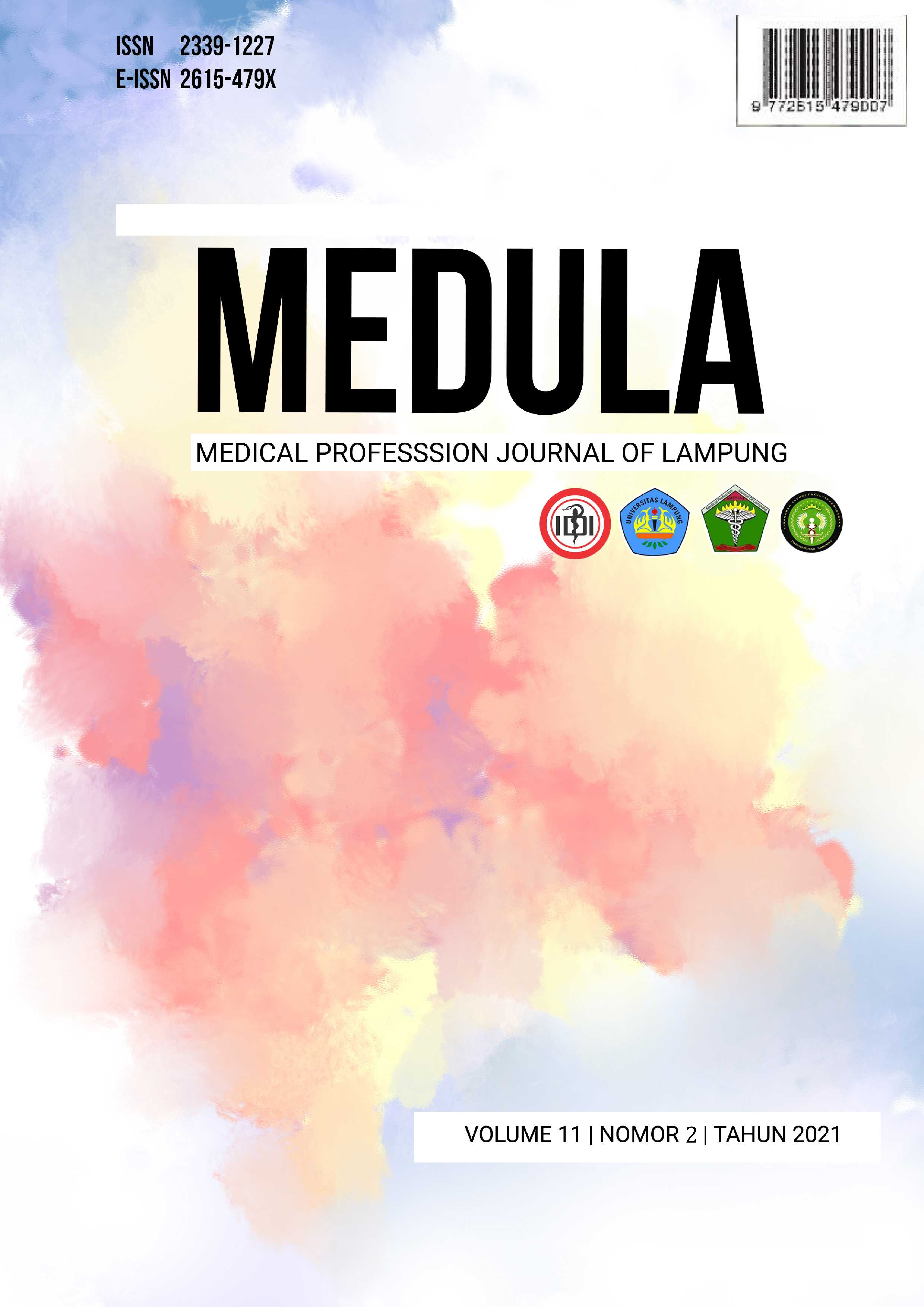 View Vol. 11 No. 2 (2021): Medula (continous)