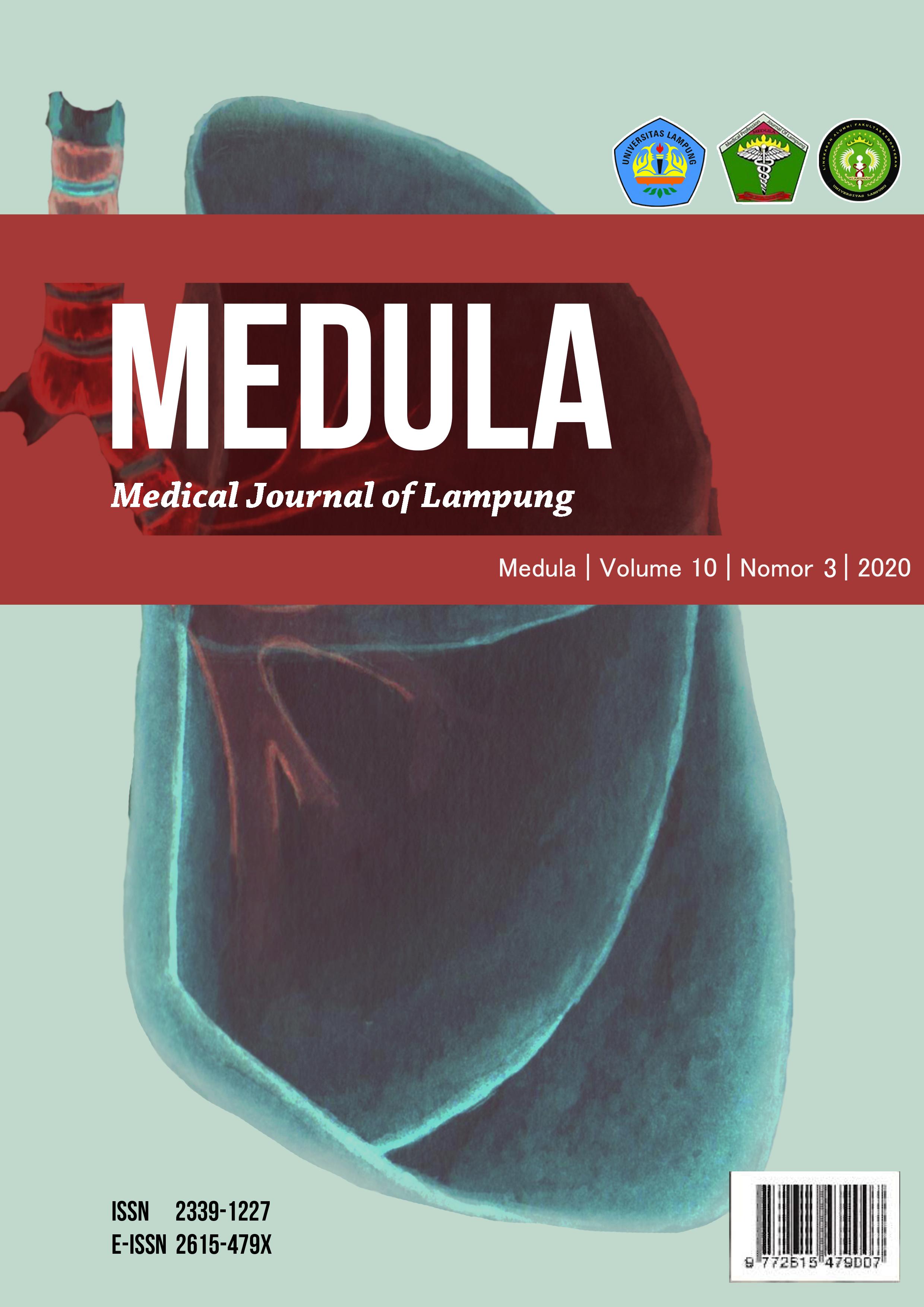 View Vol. 10 No. 3 (2020): Medula